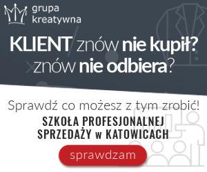 Szkoła Profesjonalnej Sprzedaży - Szkolenia Katowice